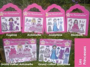 Catalogue les choupinettes